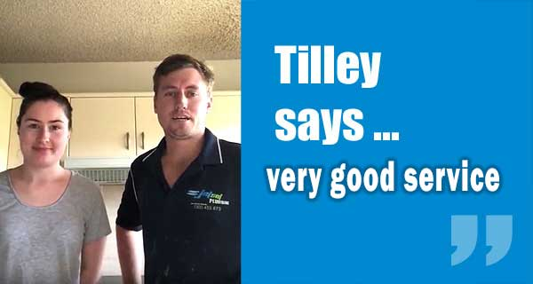 Tilley Customer Review from Pacific Pines