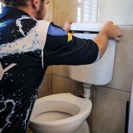 Toilet Plumbing Pacific Pines